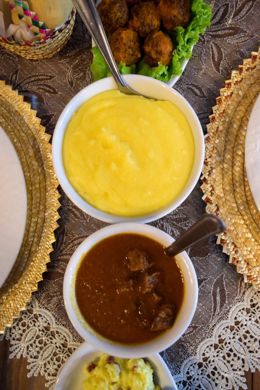 Gastronomia da Festa das Colheitas: opções para todos os paladares