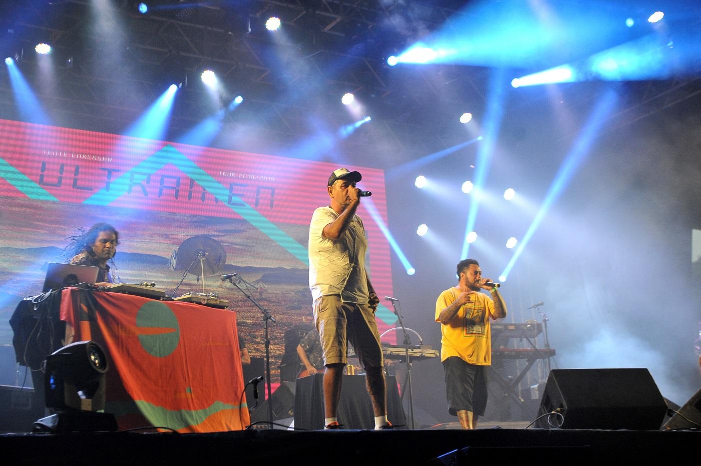 Bandas gaúchas agitam o domingo na Festa da Uva 2019