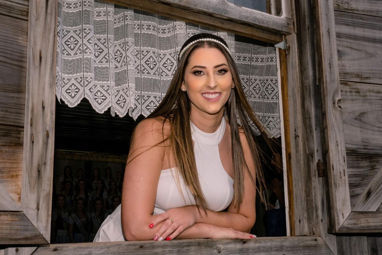 Concurso de Rainha e Princesas da Festa da Uva 2021 já tem sua segunda candidata