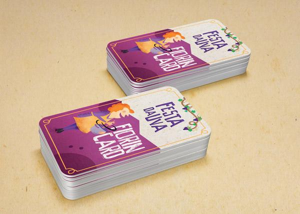 Carga antecipada do Fiorin Card já está  disponível no site da Festa da Uva 2019