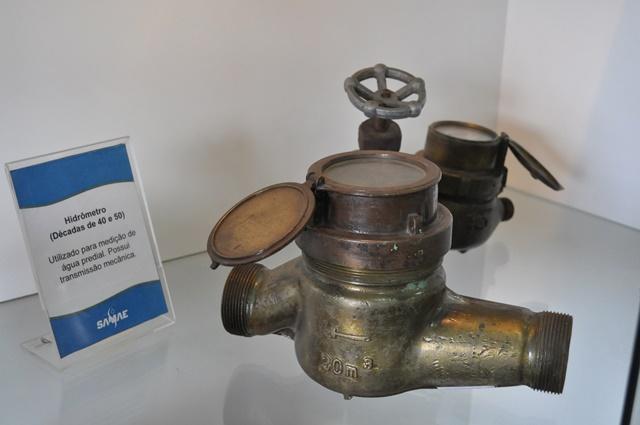 Museu da Água do Samae será uma das atrações na Festa da Uva 2019