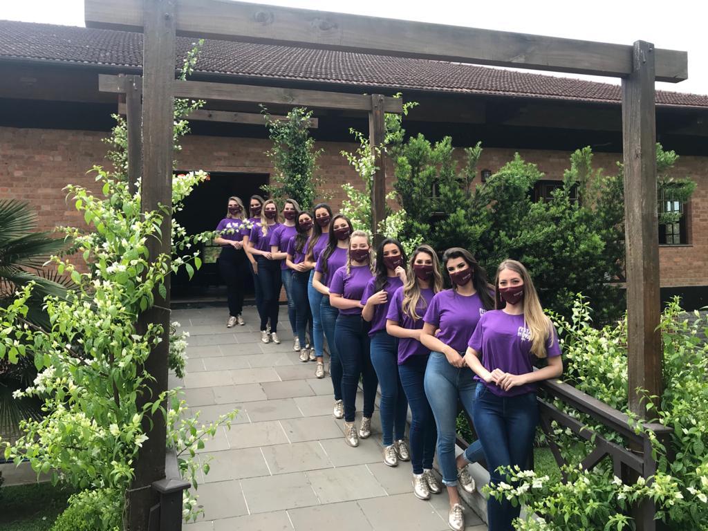 Adiado evento de coroação das Embaixatrizes da Festa da Uva que aconteceria na Feira do Livro de Caxias