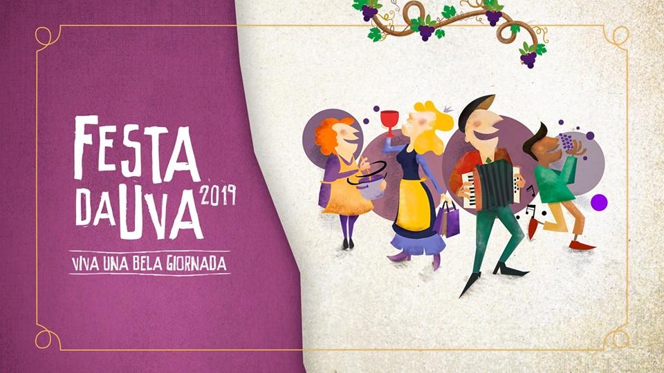 Inscrições de produtores de uva vão até dia 14 de dezembro